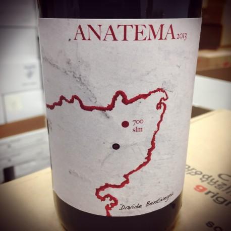 Etnella Sicilia Rosso Anatema 2015
