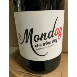 Les Grangeons de l'Albarine Vin de france rouge Monday Mondouze-Gamay 2019