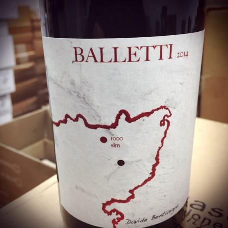 Etnella Sicilia Rosso Balletti 2014