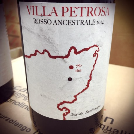 Etnella Sicilia Rosso Ancestrale Villa Petrosa 2014