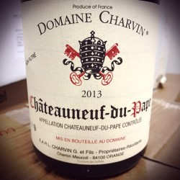 Domaine Charvin Chateauneuf du Pape 2013 Magnum