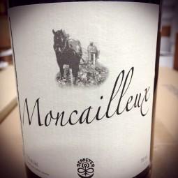 Michel Guignier Vin de France Moncailleux 2012