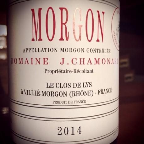 Domaine Chamonard Morgon 2014