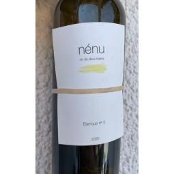 Nénu Vin de France blanc...