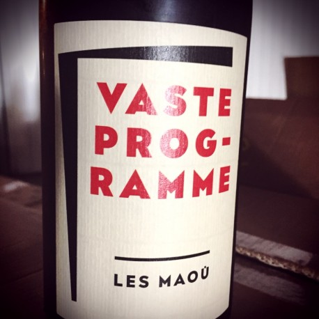 Les Maou Vin de France Vaste Programme 2015