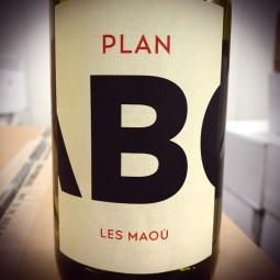 Les Maou Vin de France blanc Plan B 2015