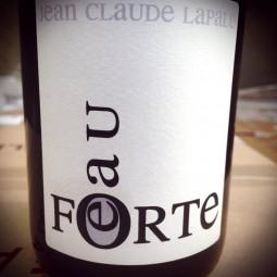 Jean-Claude Lapalu Vin de France Eau Forte 2015