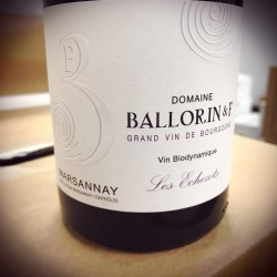 Domaine Ballorin & F Marsannay Les Echezots 2015