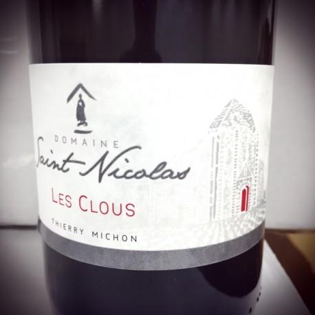Domaine Saint Nicolas Fiefs Vendéens blanc Les Clous 2014
