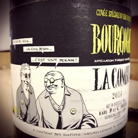 Domaine Derain Bourgogne blanc La Combe 2014 Magnum