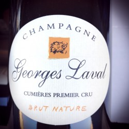 Georges Laval Champagne 1er Cru Cumières Brut Nature