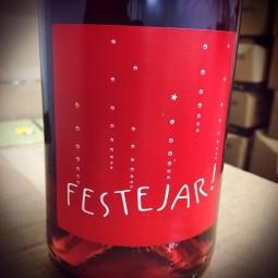 Domaine de la Bohème Vin de France Pétillant Naturel Festéjar 2015