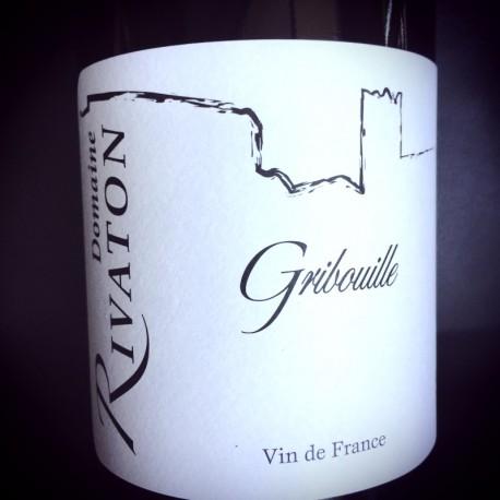 Domaine Rivaton Vin de France rouge Gribouille 2012