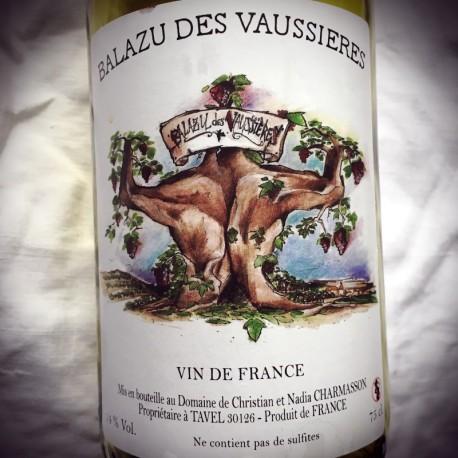 Balazu des Vaussières Vin de France rouge Millepertuis 2012