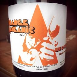 Es d'Aqui Vin de France blanc Orange Mauzanic 2014