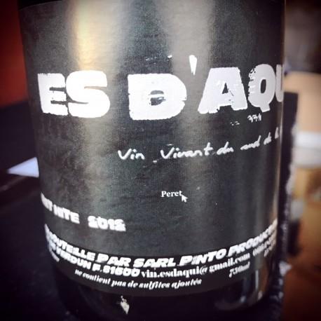 Es d'Aqui Vin de France Peret... Nite 2012