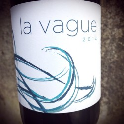 Sandrine Faruggia Vin de France La Vague 2014