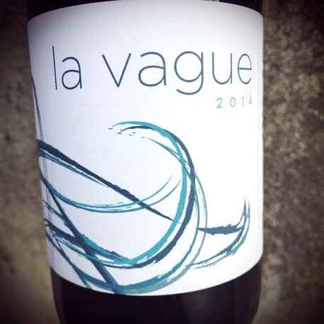Sandrine Faruggia Vin de France La Vague 2014