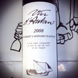 Domaine Plageoles Gaillac doux Vin d'Autan 2008