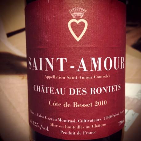 Château des Rontets Saint Amour 2010