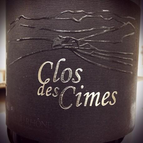 Clos des Cimes Côtes du Rhône Le Clos des Cimes 2011