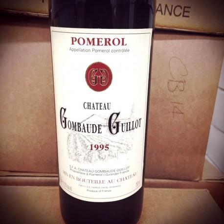 Château Gombaude-Guillaut Pomerol 1995
