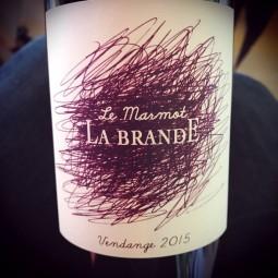 Château La Brande Côtes de Bordeaux Le Marmot 2018