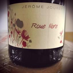 Domaine Jérôme Jouret (ex- Les Clapas) Vin de Pays de l'Ardèche Roue Libre 2014 Magnum