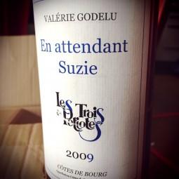 Les Trois Petiotes Côtes de Bourg En Attendant Suzie 2009